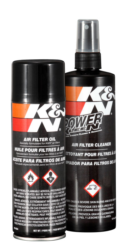 99-5000 - k&n filter cleaning kits and accessories, filter care ...