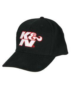 88-12068 Hat; Black/White