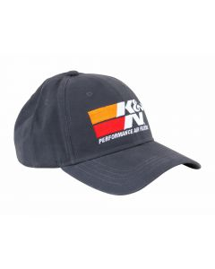 88-12082 Hat; K&N Performance, Gray - One Size