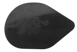 Carbon Fiber Hood Scoop Plug 100-8519