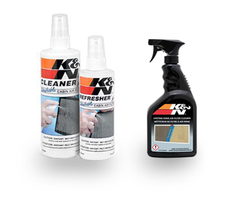 k&n cleaning kit
