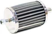 Steel Base Crankcase Vent Filter with Base Top Stud